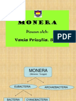Monera Vania, S.Pd