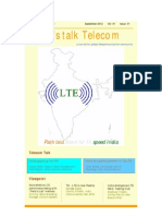 Lets Talk Telecom e Magazine Lte Edition