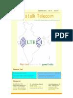 Lets Talk Telecom e Magazine Lte Edition