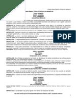 Codigo Penal Para El Estado de Morelos 01092011