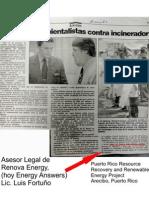 Luis Fortuno Abogado de Renova El Star