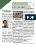 China Mission News June 2012