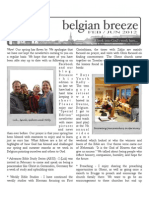 Belgian Breeze Feb Jun 2012