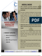WEEKLY EQUITY  REPORT BY EPIC RESEARCH-17 SEPTEMBER 2012