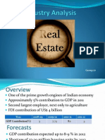 Section F- Group 10(Real Estate)