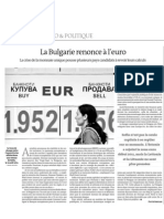 20120916 LeMonde Bulgaria Noeuro