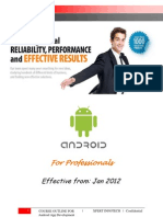 Presenter Manual - Android Applications Development (Job Oriented Module)