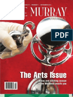 Lake Murray Magazine, Sept 2012