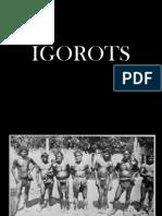 Igorots Instruments