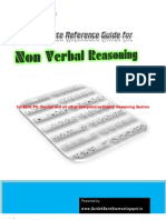 Non Verbal Reasoning Complete Reference Guide - Guide4BankExams