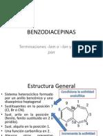 Las Benzodiacepinas, Presentación