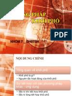 Phuong Phap Khoi Pho
