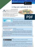 Impulsatucomercio.com Marketing+Ventas Septiembre 2012
