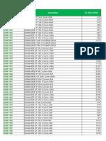 Price List 2012-Schneider