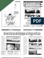 Versión impresa del periódico El mexiquense 14 septiembre 2012