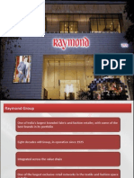 raymond corporate governance