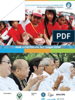 Panduan Hari Cuci Tangan Pakai Sabun (HCTPS) Tahun 2012