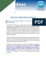 IDEAS PARA ANDALUCÍA 3. EDUCACIÓN
