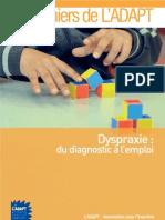 Dyspraxie et l'Adapt