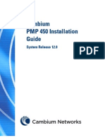 PMP 450 Installation Guide