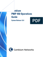 PMP 450 Operations Guide