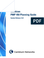 PMP 450 Planning Guide