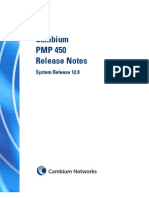 PMP 450 Release 12 0 Notes