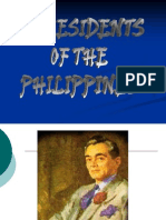 Presidents of the Philippines
