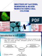 Introduction to Cell Culture