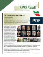 AAWA Aktuell Nr. 54 - März 2012