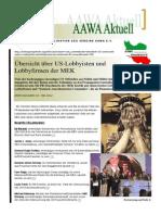 AAWA Aktuell Nr. 56 - Mai 2012