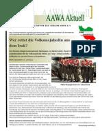 AAWA Aktuell Nr. 57 - Juni 2012