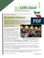 AAWA Aktuell Nr. 58 - Juli 2012