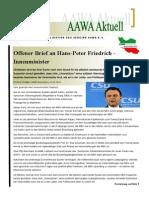 AAWA Aktuell Nr. 53 - Februar 2012