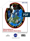 Space Shuttle Mission STS-109