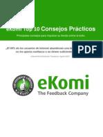 2012 Janv eKomi Best Practices Final ES