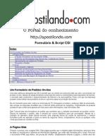 Apostila Formulario Script Cgi