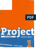 Project 1 TB 3rd Ed