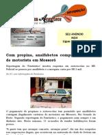 Com propina, analfabetos compram carteira de motorista em Mossoró