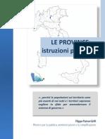 Le Province Istruzioni Per Luso
