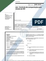 NBR 12102 MB 3443 - Solo - Controle de Compactacao Pelo Metodo de Hilf (1)