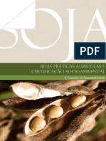 Boas Praticas Agricolas e Certificacao Socioambiental