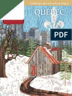 Publishing in Quebec, Sept. 2012
