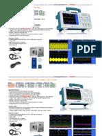 Osciloscop digital Portabil USB Auto ieftin