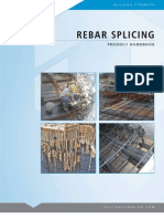 DS Rebar Splicing HB