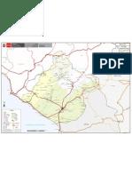 Mapa Vial Tacna - Mtc