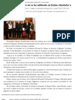 El apoyo a migrantes no se ha utilizado en forma clientelar o partidista_ MGZ « Contextos Digital