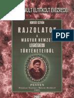Horvát István dr. - Rajzolatok a Magyar Nemzet legrégiebb történeteiből 1825.