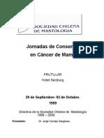 Consenso Sociedad Chilena de Mama