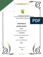 Bibligragia de W. Wwundt